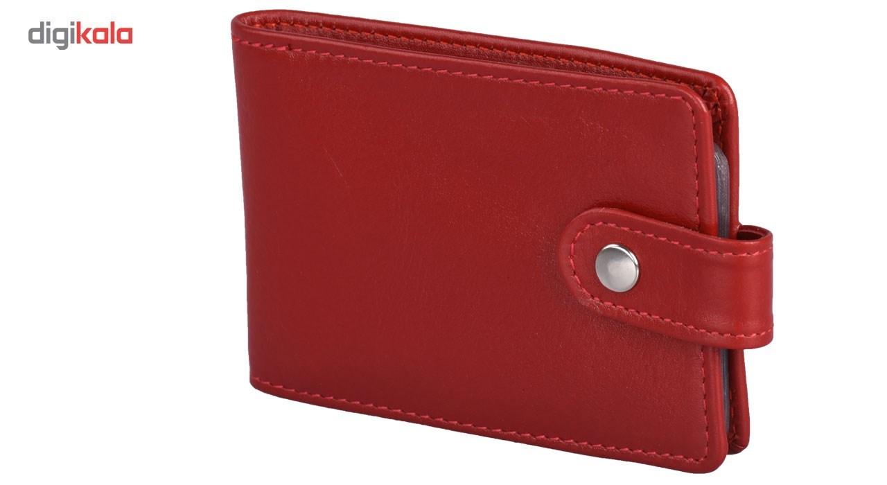 کیف کارت کهن چرم مدل S7-2