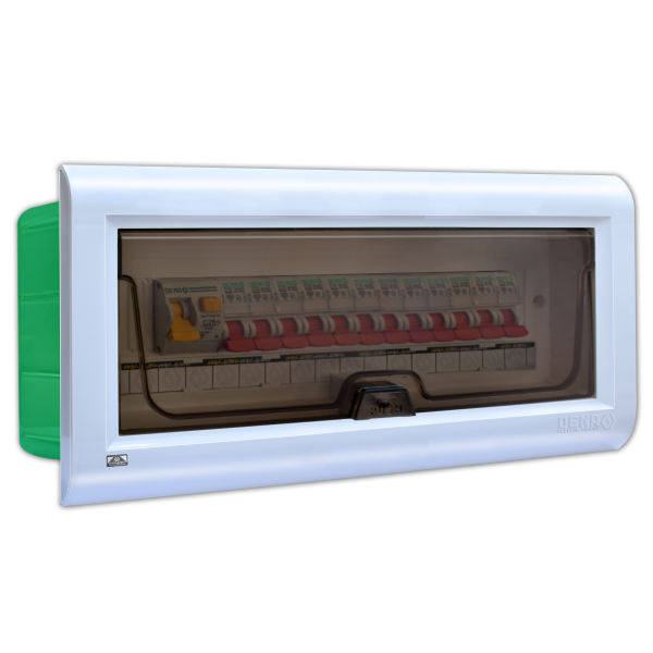 جعبه فیوز 16 عددی دنا الکتریک ایرانیان مدل سیستما