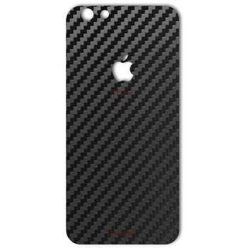 برچسب پوششی ماهوت مدل Carbon-fiber Texture مناسب برای گوشی iPhone 6/6s