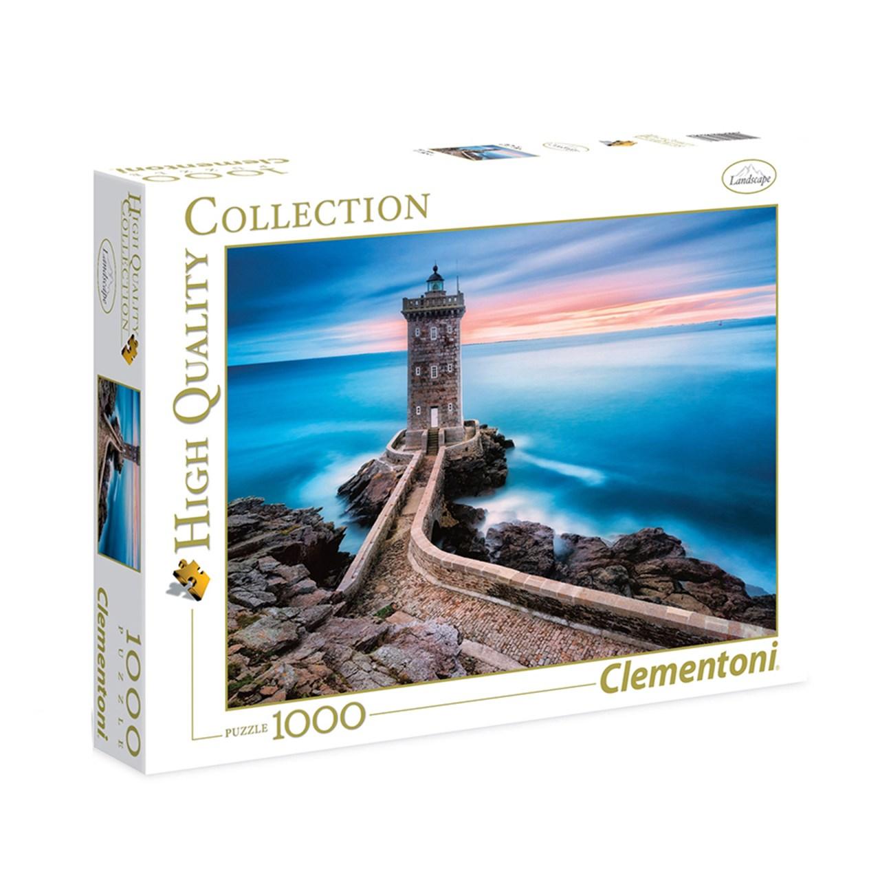پازل 1000 تکه کلمنتونی مدل The Lighthouse