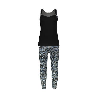 تصویر ست تی شرت و شلوار  زنانه  رویین تن پوش مدل 755