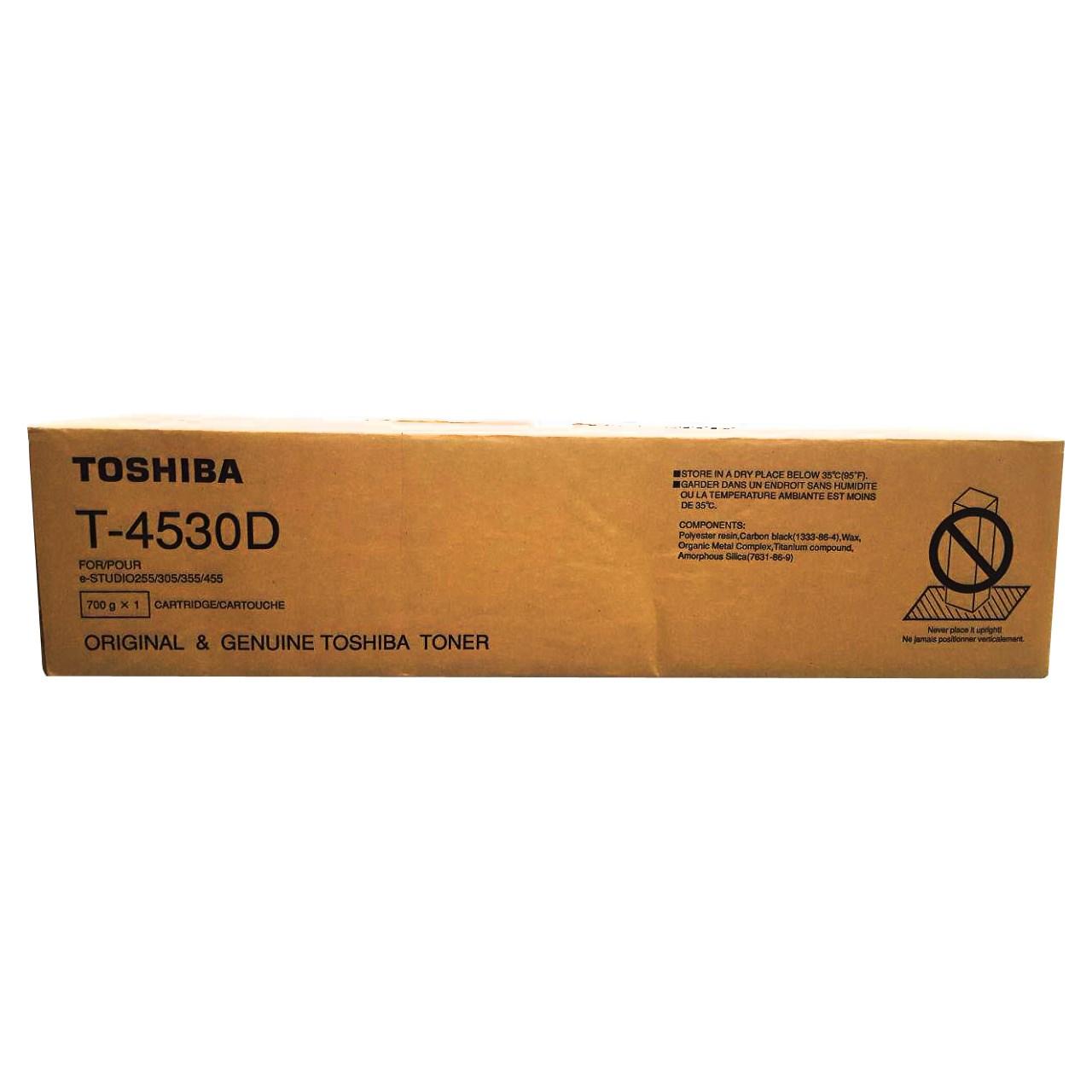 قیمت                      تونر مشکی توشیبا مدل T-4530D