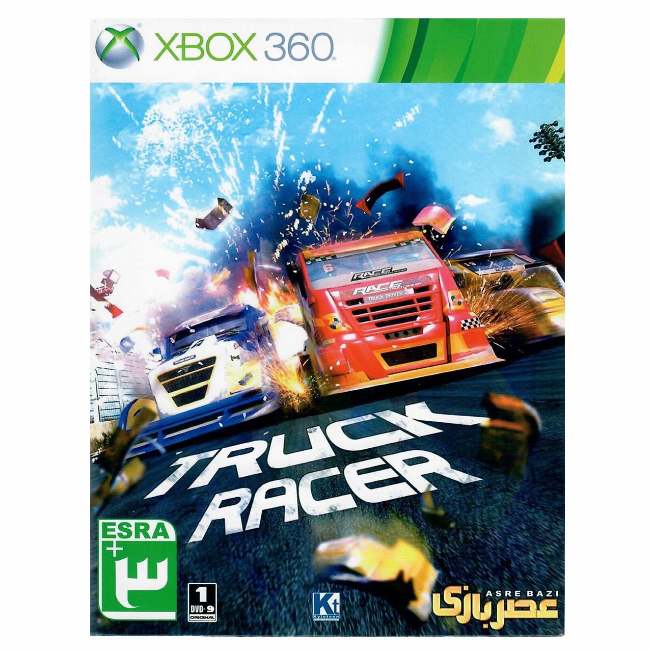 بررسی و {خرید با تخفیف} بازی Truck Racer مخصوص ایکس باکس 360 اصل