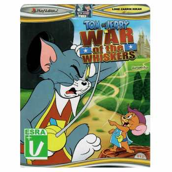 بازی Tom And Jerry مخصوص PS2