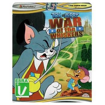 بازی Tom And Jerry مخصوص PS2