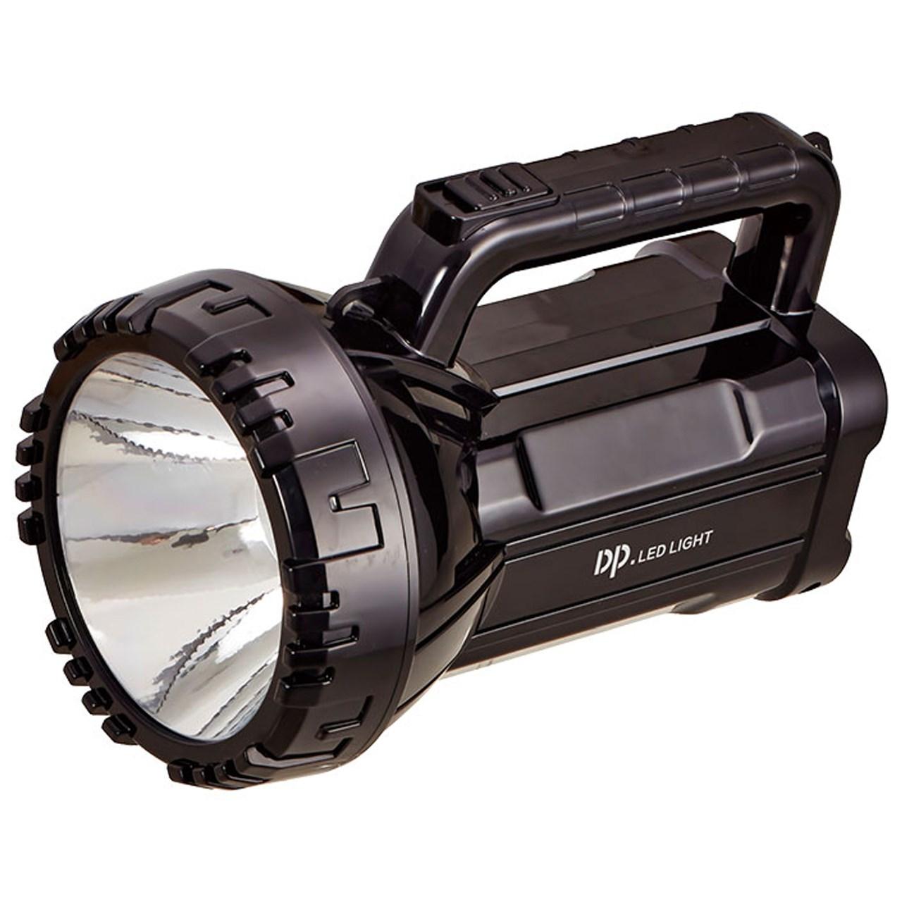 خرید                                     چراغ قوه دستی دی پی مدل 7045