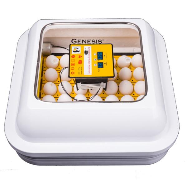دستگاه جوجه کشی خانگی ایزی جیک مدل Genesis ظرفیت 42 عددی ساخت کره