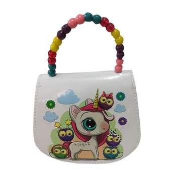 کیف دستی دخترانه کد 006