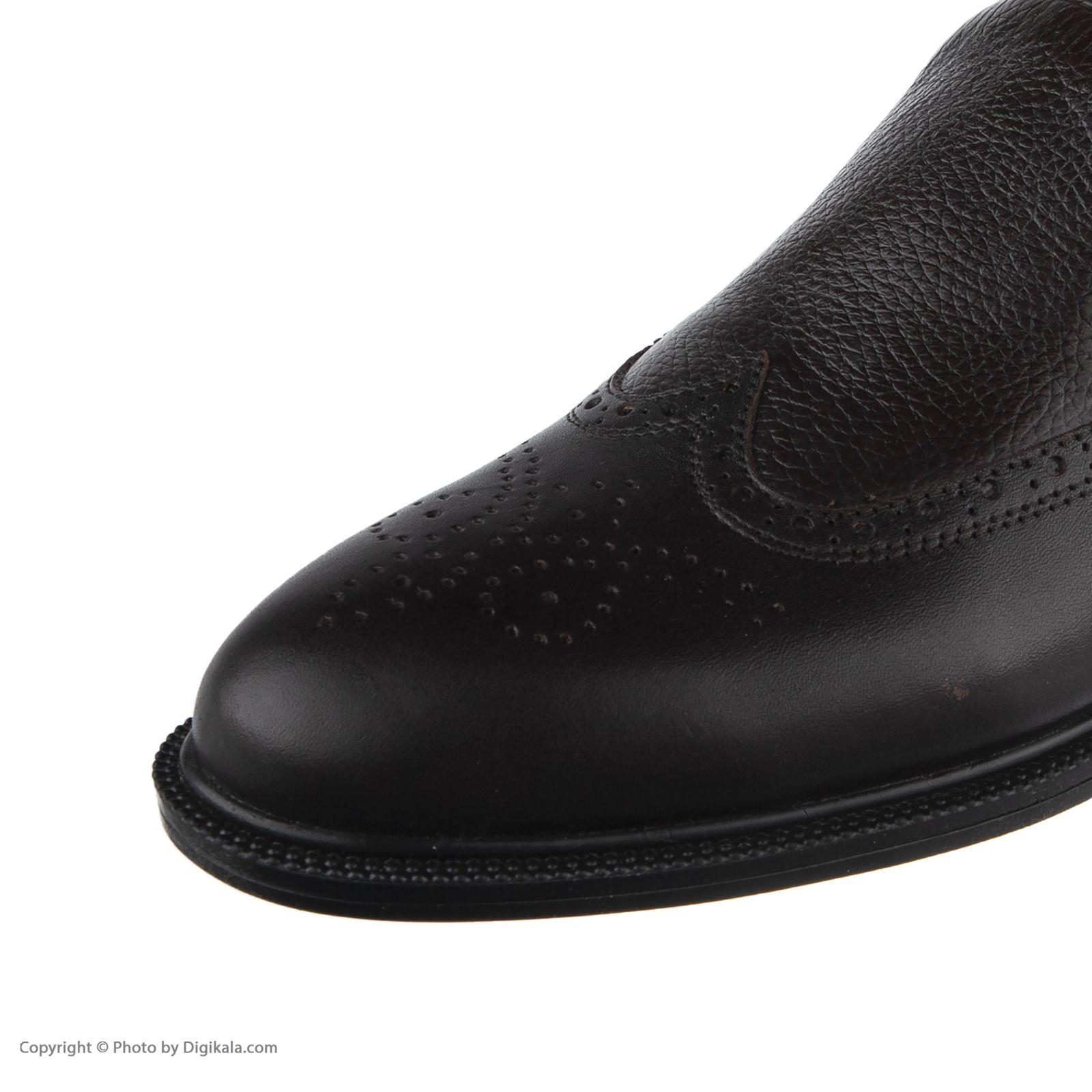 کفش مردانه بلوط مدل 7295A503104 -  - 5