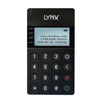 پایانه فروش سیار -موبایل پوز لینکس مدل 350R