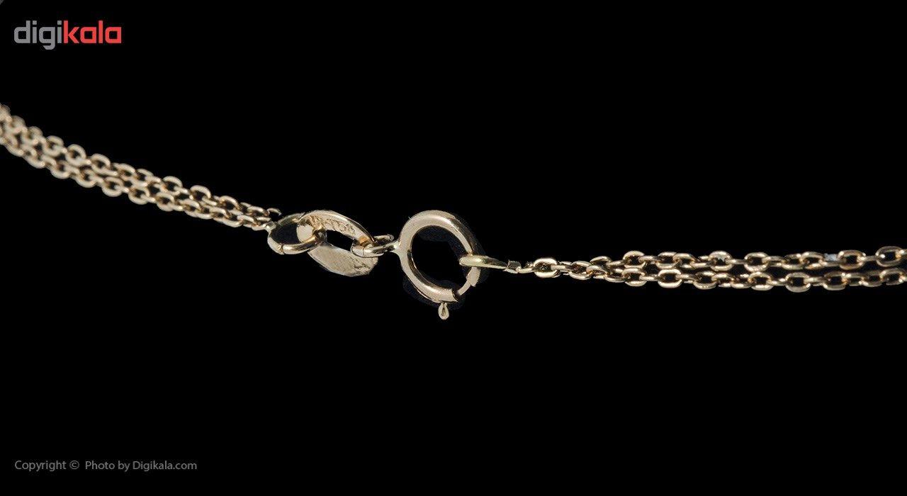 گردنبند طلا 18 عیار ماهک مدل MM0673 - مایا ماهک -  - 1