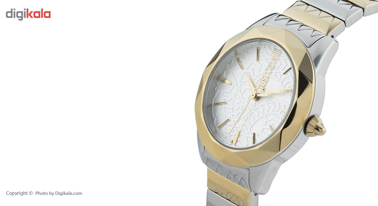 ساعت مچی عقربه ای زنانه جاست کاوالی مدل JC1L003M0105
