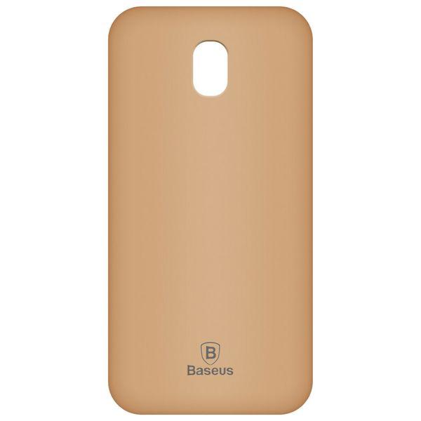 کاور ژله ای باسئوس مدل Soft Jelly مناسب برای گوشی موبایل سامسونگ Galaxy J5 Pro