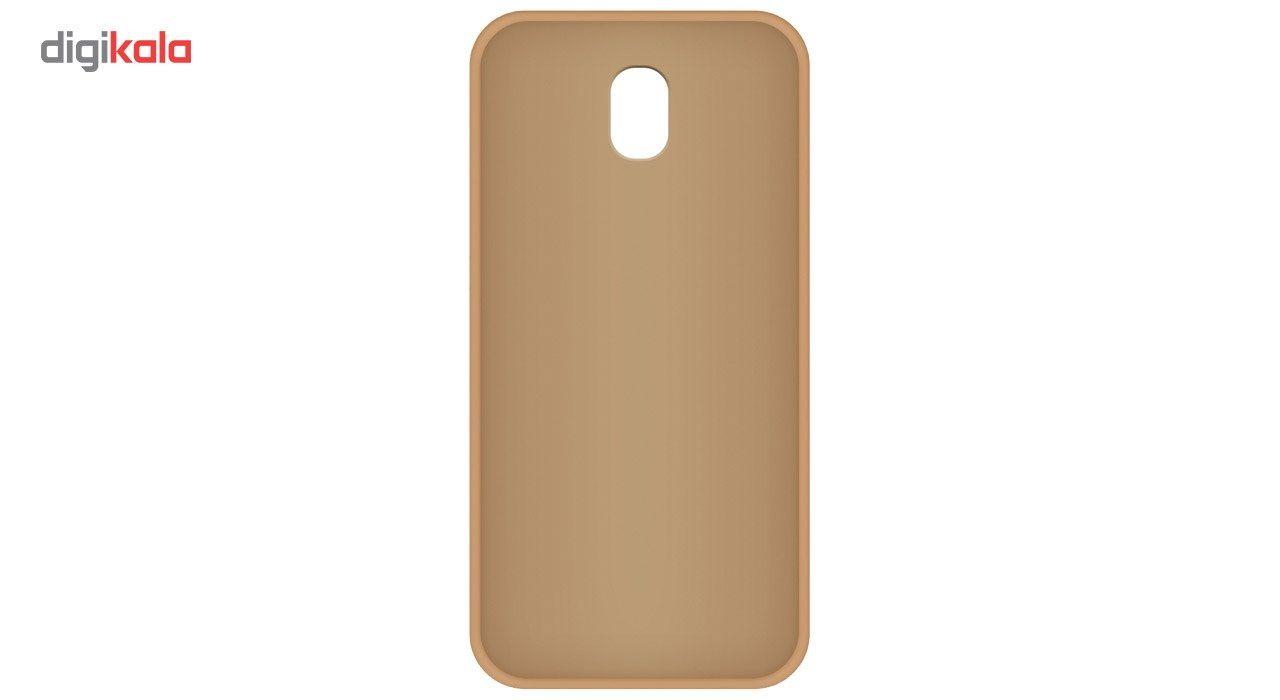 کاور ژله ای باسئوس مدل Soft Jelly مناسب برای گوشی موبایل سامسونگ Galaxy J5 Pro main 1 2