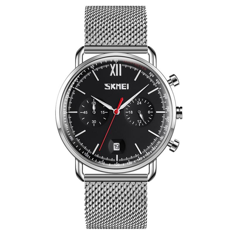 ساعت مچی عقربه ای مردانه اسکمی مدل 9206S              خرید (⭐️⭐️⭐️)