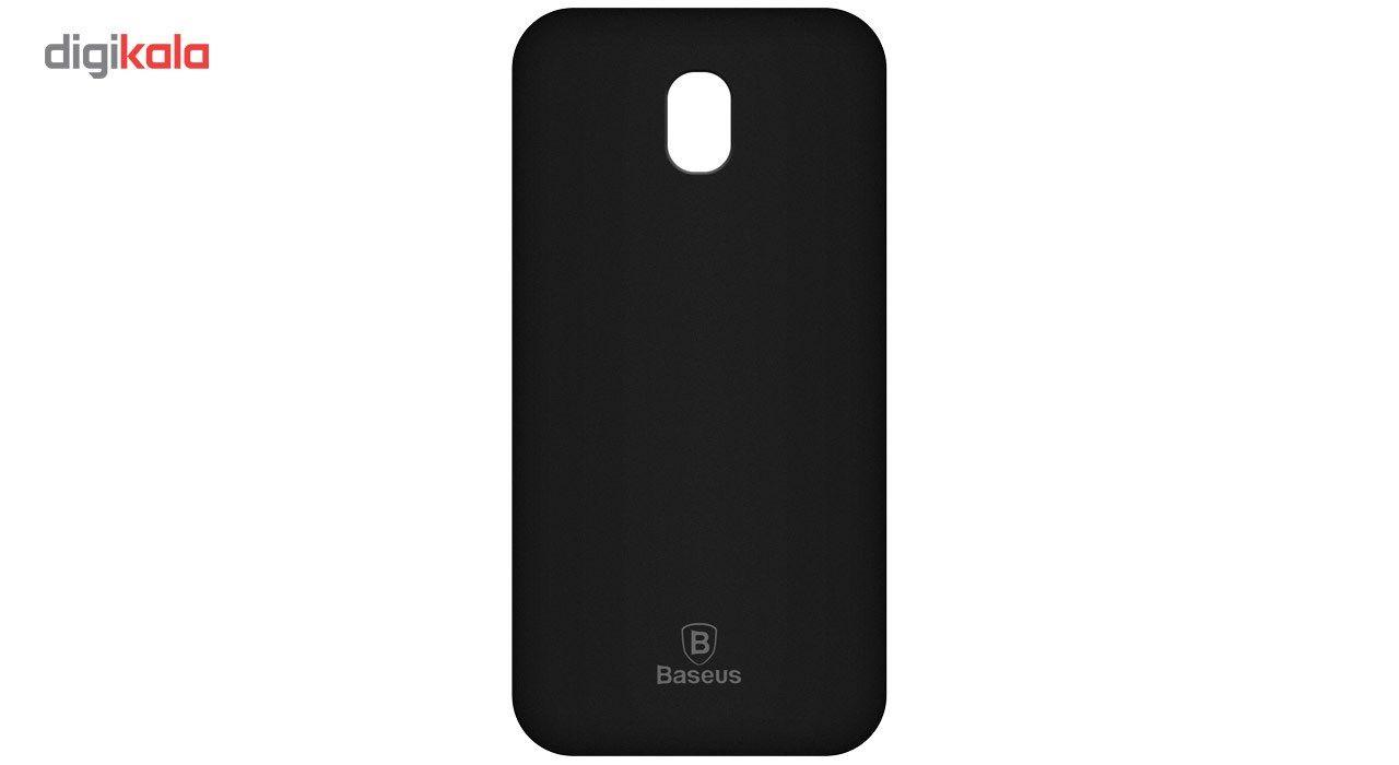 کاور ژله ای باسئوس مدل Soft Jelly مناسب برای گوشی موبایل سامسونگ Galaxy J5 Pro main 1 3