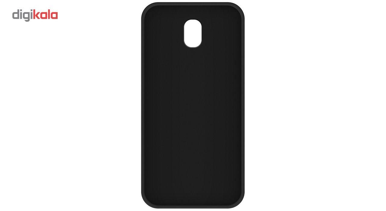 کاور ژله ای باسئوس مدل Soft Jelly مناسب برای گوشی موبایل سامسونگ Galaxy J5 Pro main 1 4