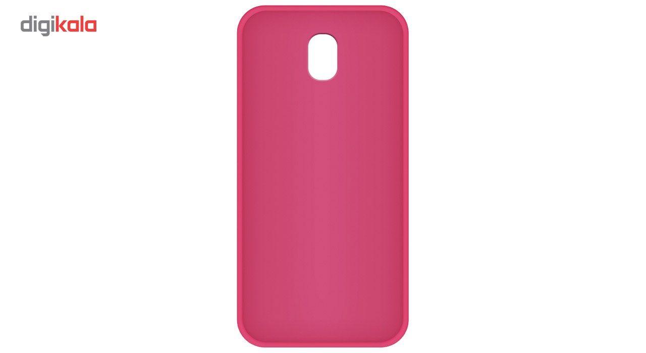 کاور ژله ای باسئوس مدل Soft Jelly مناسب برای گوشی موبایل سامسونگ Galaxy J5 Pro main 1 6