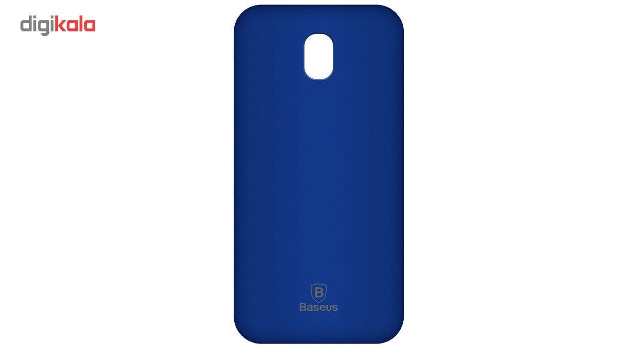 کاور ژله ای باسئوس مدل Soft Jelly مناسب برای گوشی موبایل سامسونگ Galaxy J5 Pro main 1 7