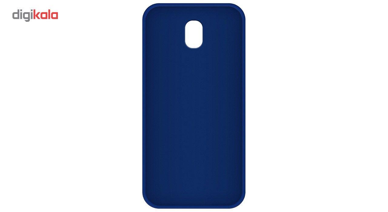 کاور ژله ای باسئوس مدل Soft Jelly مناسب برای گوشی موبایل سامسونگ Galaxy J5 Pro main 1 8