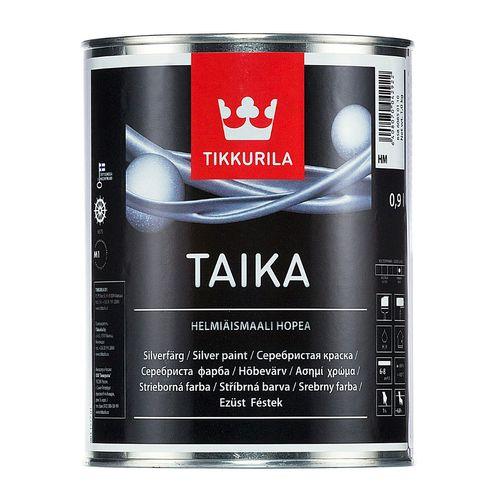 رنگ نقره تیکوریلا مدل Taika حجم 1 لیتر