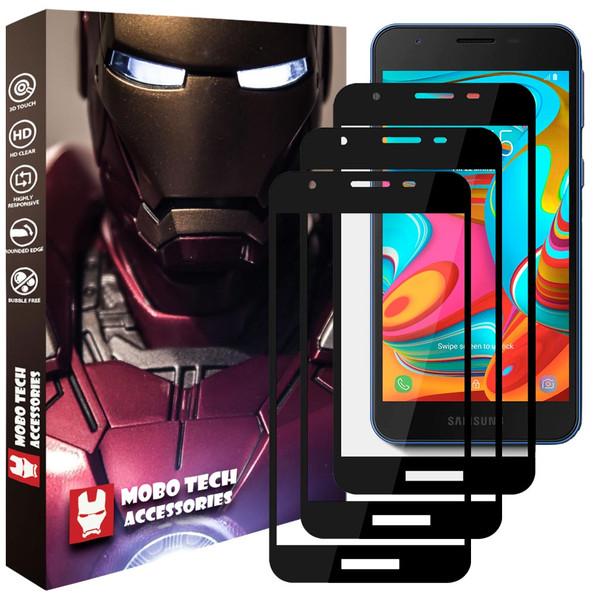 محافظ صفحه نمایش موبو تک مدل SSG-SA2CR-3 مناسب برای گوشی موبایل سامسونگ Galaxy A2 Core بسته سه عددی