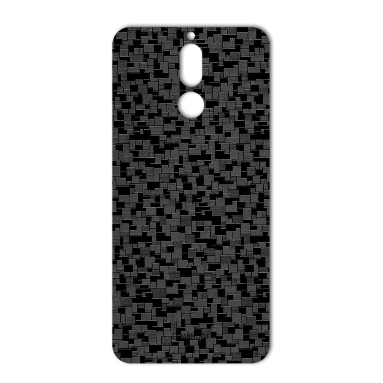 برچسب تزئینی ماهوت مدل Silicon Texture مناسب برای گوشی  Huawei Mate 10 Lite