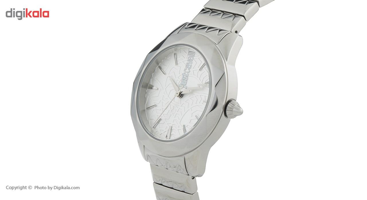 ساعت مچی عقربه ای زنانه جاست کاوالی مدل JC1L003M0055