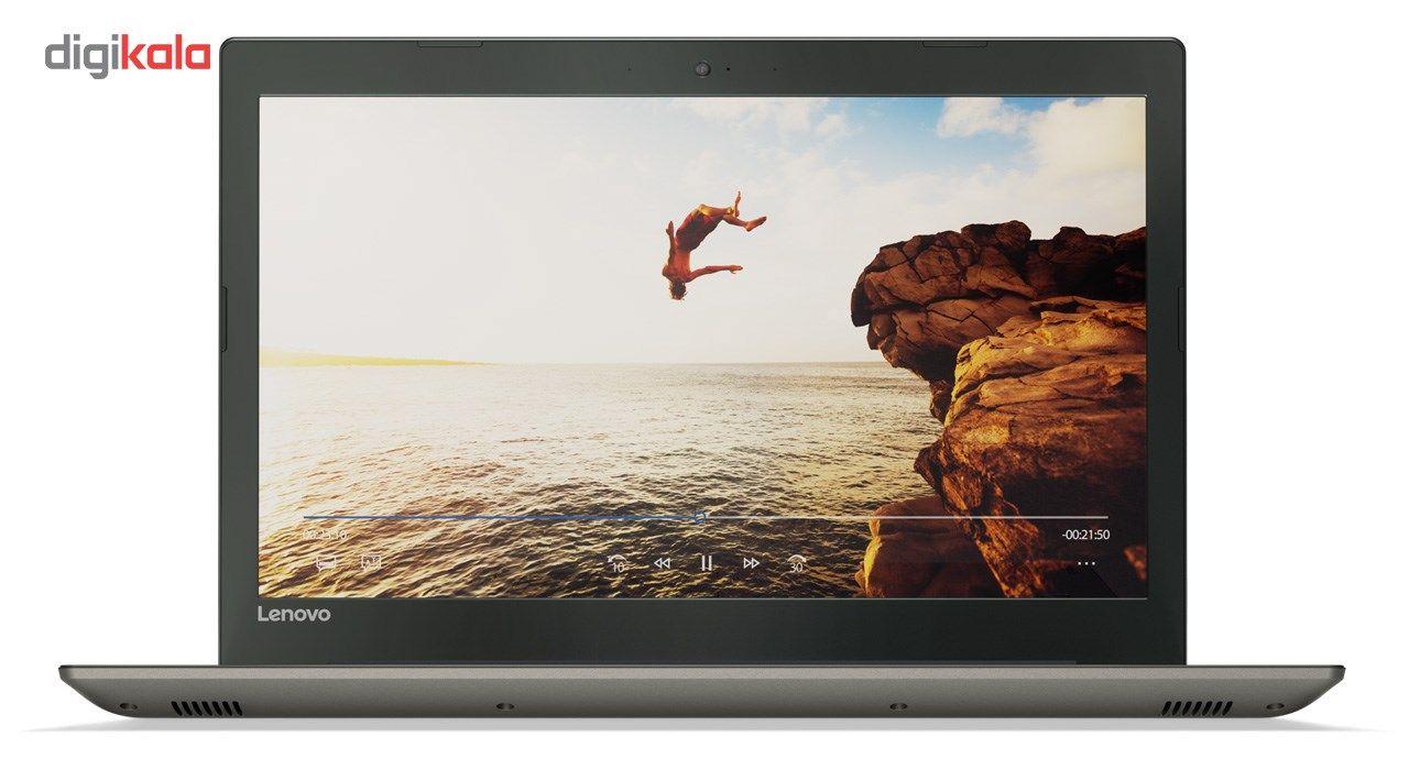 لپ تاپ 15 اینچی لنوو مدل Ideapad 520 – D  Lenovo Ideapad 520 – D – 15 inch Laptop