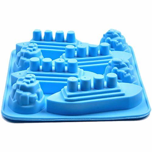 قالب یخ پرنیان هفت رنگ مدل Kt