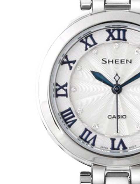 ساعت مچی عقربه ای زنانه کاسیو مدل SHE-4033D-7AUDR -  - 3