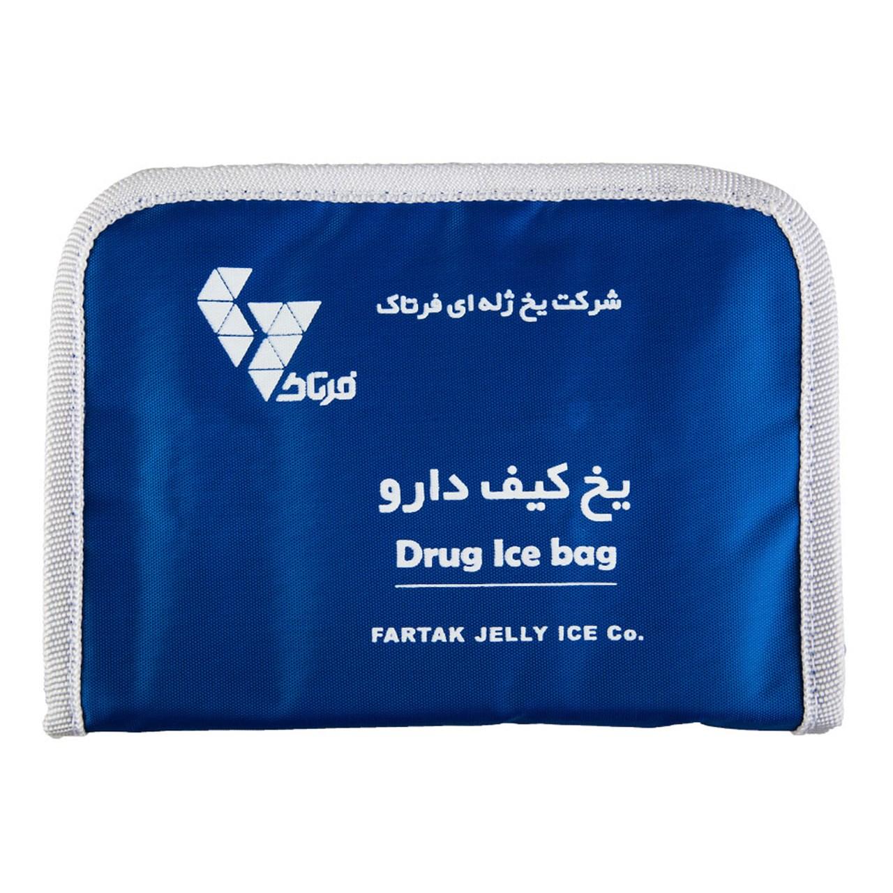 کیف خنک نگهدارنده انسولین و دارو فرتاک