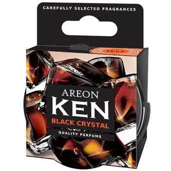 خوشبو کننده خودرو  آرئون مدل Ken  با رایحه Black Crystal