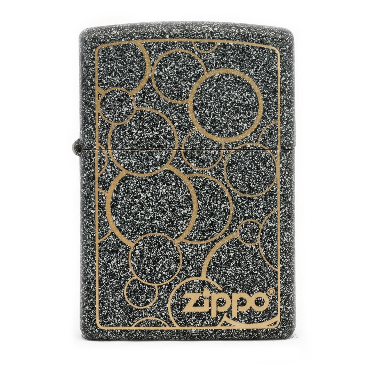 فندک زیپو مدل Zippo And Bubbles کد 29468