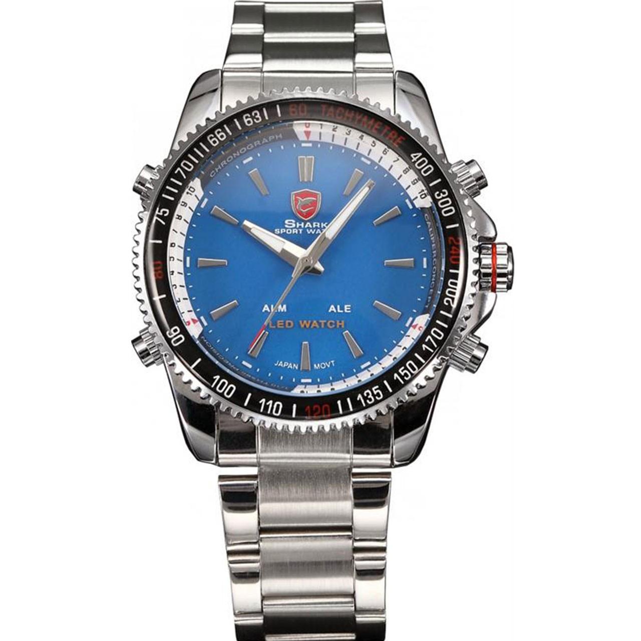 ساعت مچی عقربه ای مردانه شارک اسپورت مدل SH003 17
