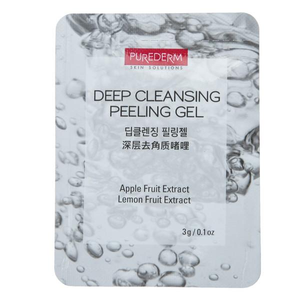 ژل لایه بردار پیوردرم مدل Deep Cleansing مقدار 3 گرم