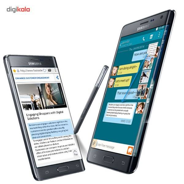 گوشی موبایل سامسونگ گلکسی نوت اج SM-N915F | Galaxy Note Edge SM-N915F
