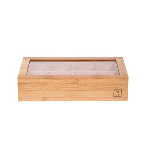 جعبه چای کیسه ای بامبو یوکا مدل BT130