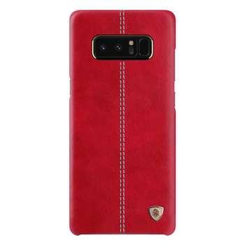 کاور نیلکین مدل Englon Leather مناسب برای گوشی موبایل سامسونگ Galaxy Note 8