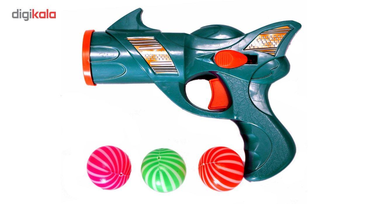 اسباب بازی تفنگ مدل فانتزی main 1 2