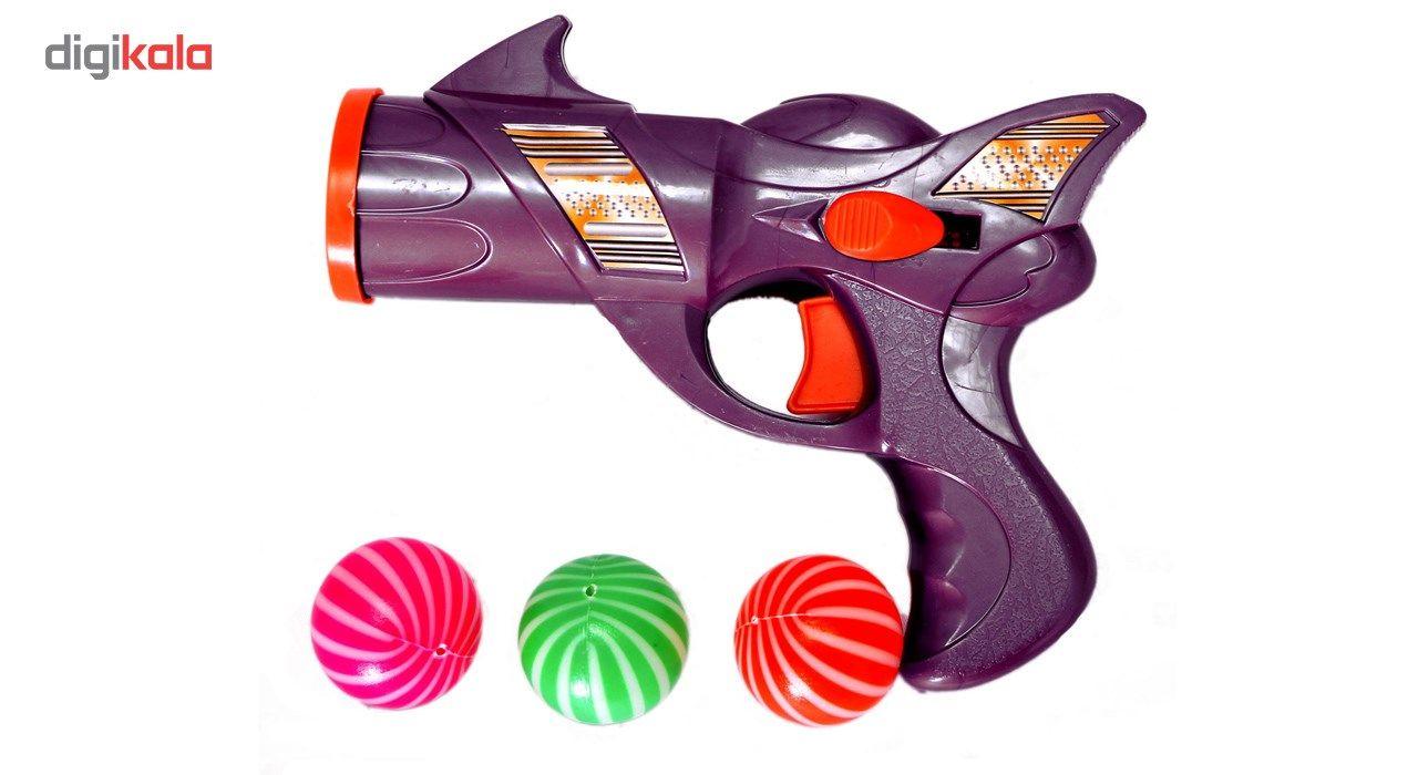 اسباب بازی تفنگ مدل فانتزی main 1 3