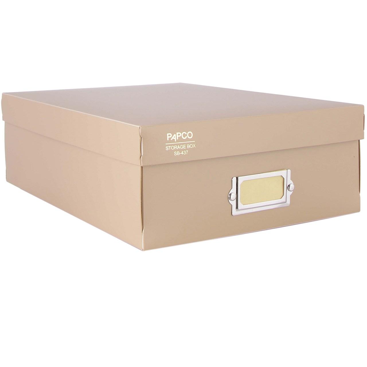 جعبه مدارک پاپکو کد SB-437