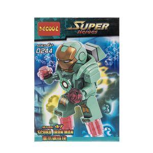 ساختنی دکول مدل  MK47 Scuba Iron Man