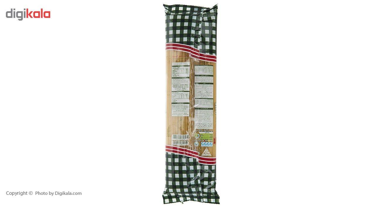 اسپاگتی قطر 1.5 تک ماکارون مقدار 500 گرمی main 1 3