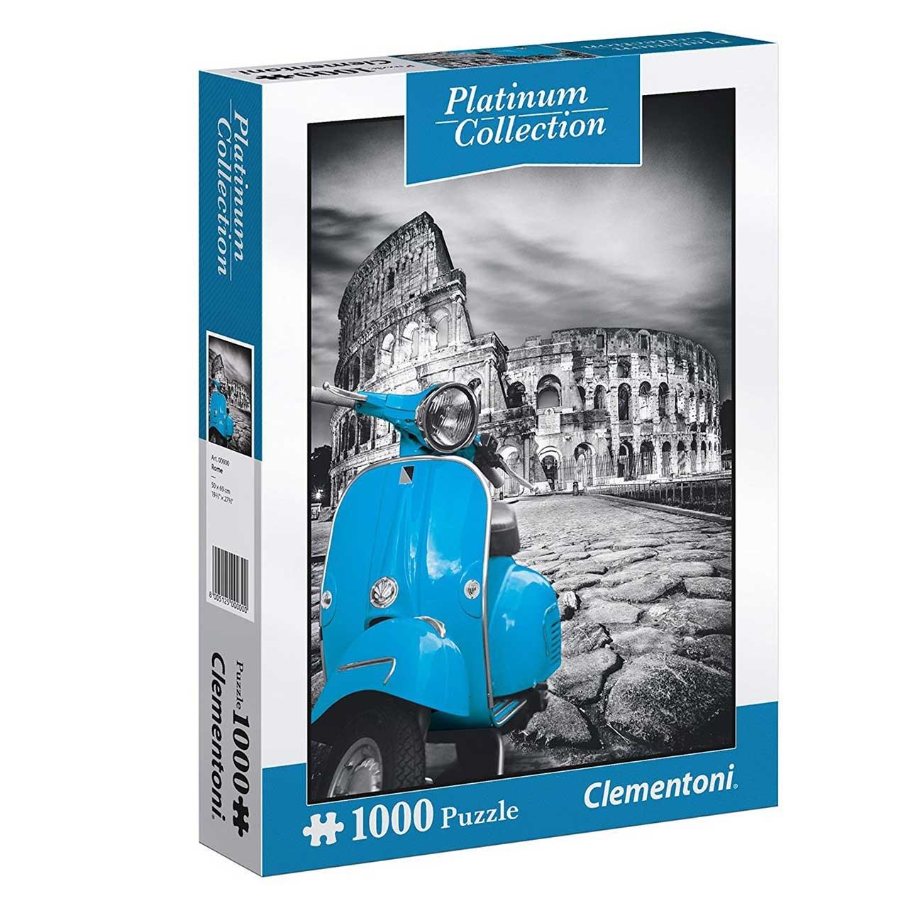 پازل 1000 تکه کلمنتونی مدل The Colosseum