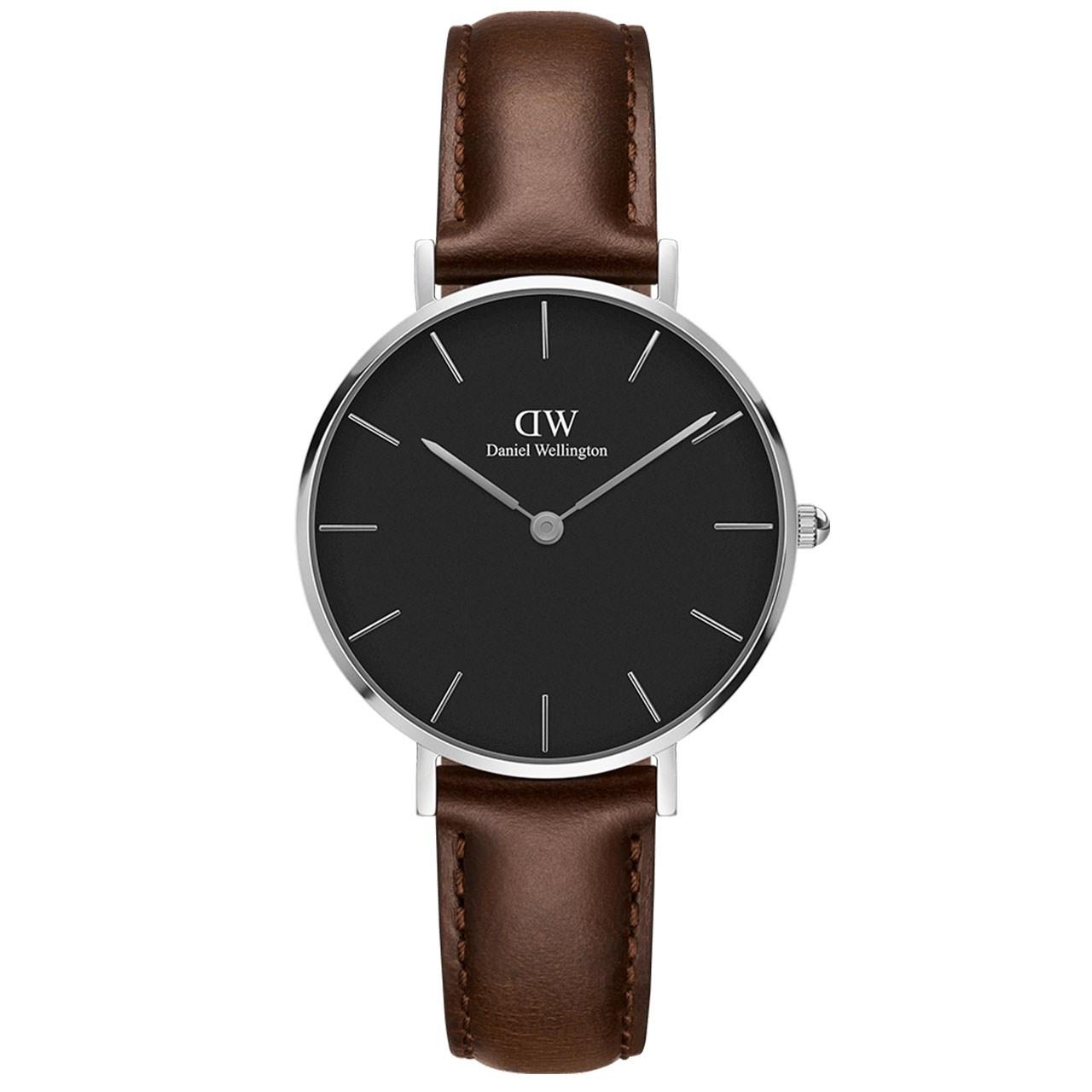 ساعت مچی عقربه ای زنانه دنیل ولینگتون مدل DW00100177              خرید (⭐️⭐️⭐️)