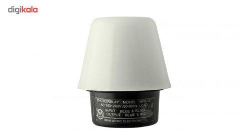 رله روشنایی فتوسل میکرو الکترونیک مدل MPS کد 10A