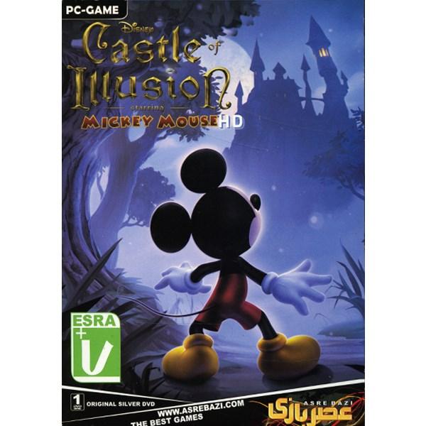 بازی کامپیوتری Castle Of Illusion