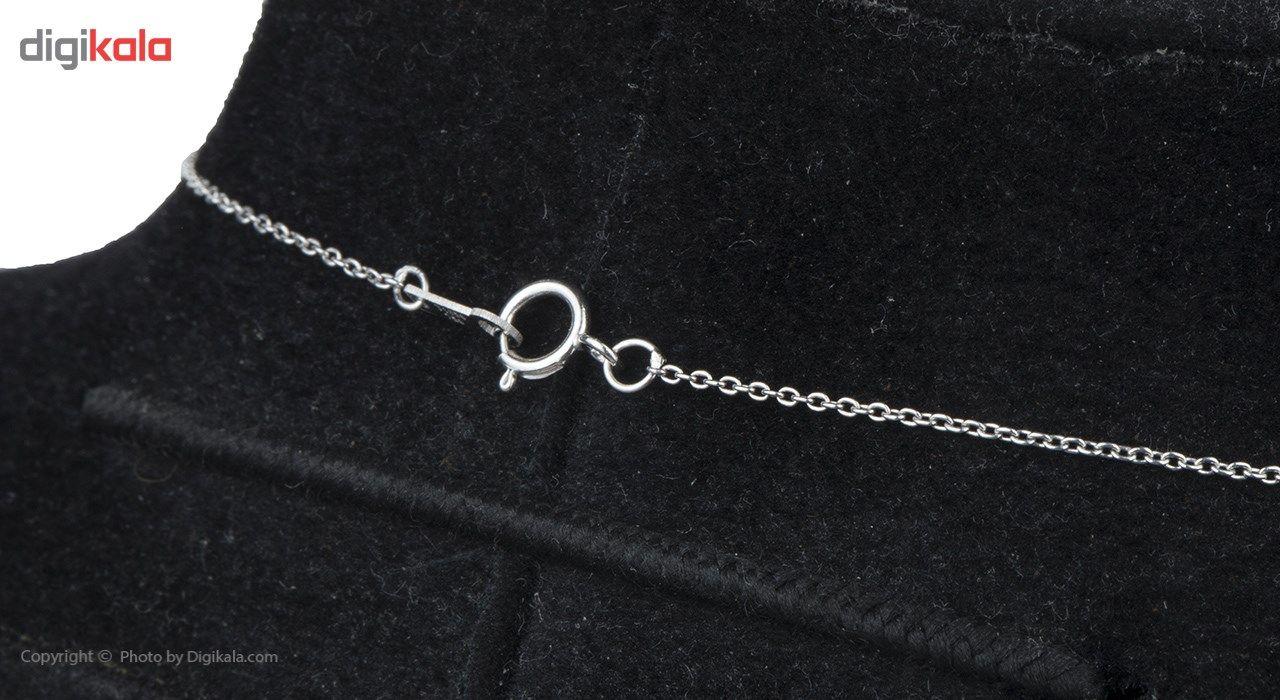 زنجیر طلا 18 عیار ماهک مدل MM0655 - مایا ماهک -  - 1