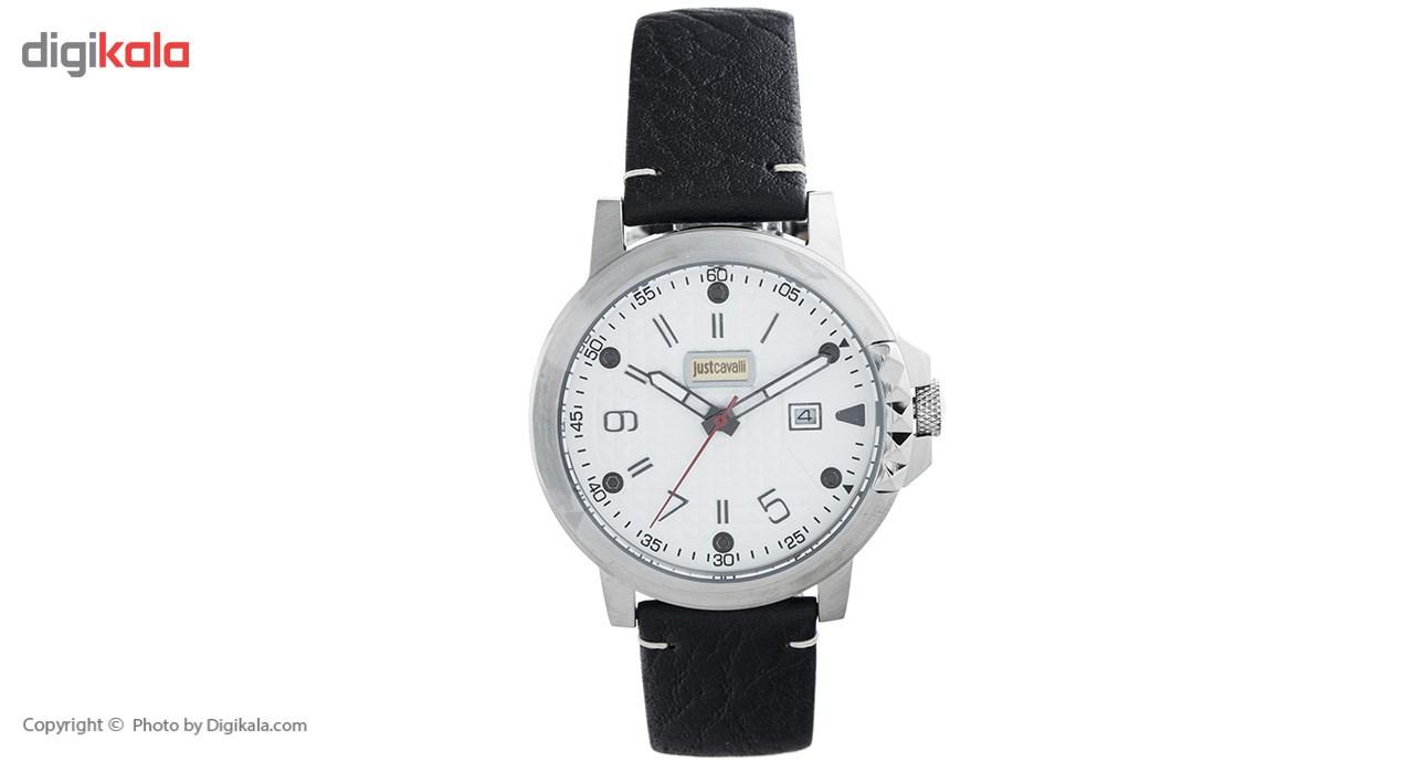 خرید ساعت مچی عقربه ای مردانه جاست کاوالی مدل JC1G016L0015